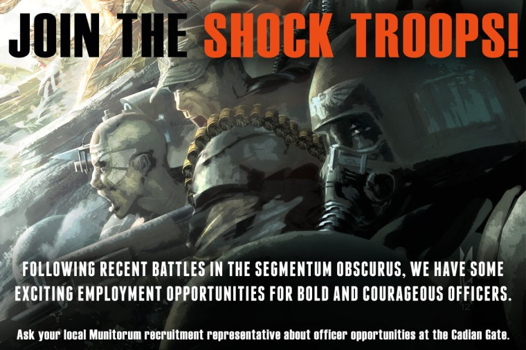 shock-troops