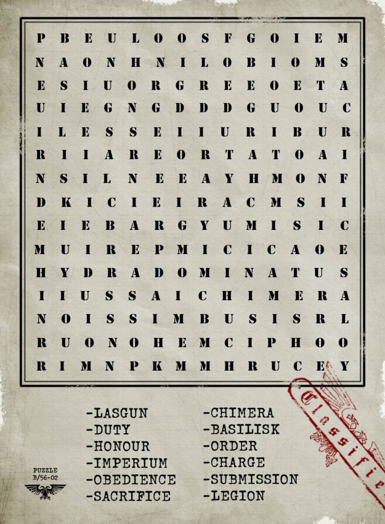 RegStdWordsearch